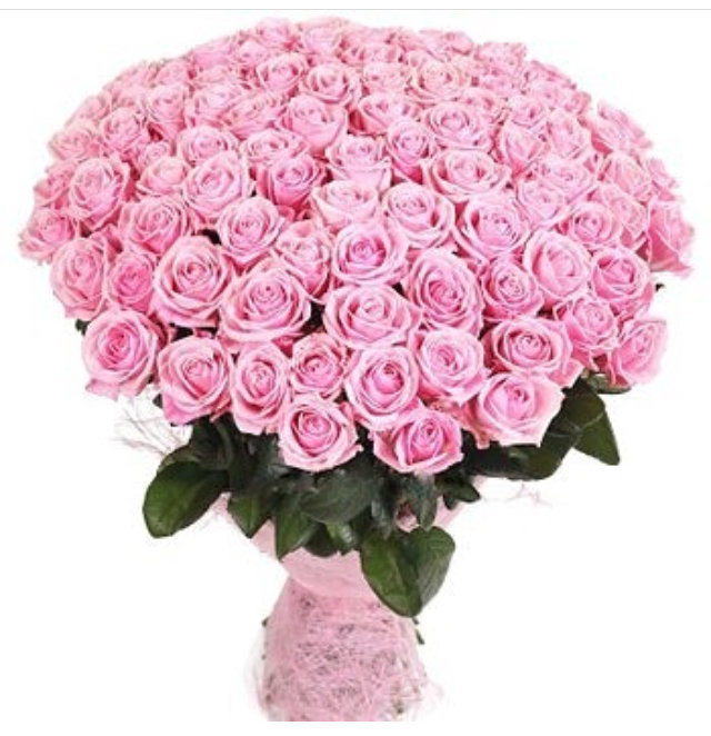 Картинки букет розовых роз